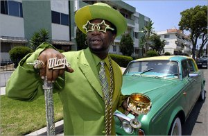 Bishop Don Magic Juan... PUTO AMO