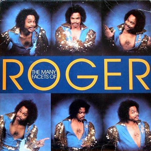 Disco funk a cargo de Roger