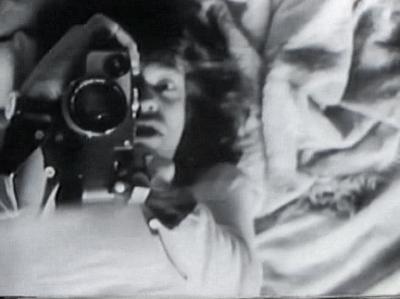 Jagger cámara en mano